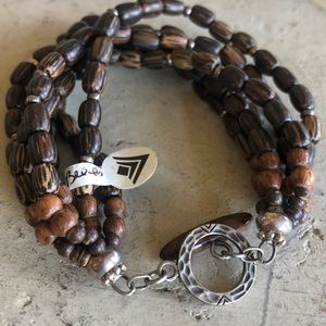 New Palm Woods Beads
